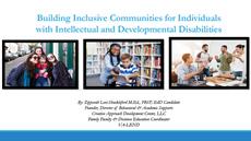 Building Inclusive Communities