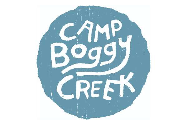 Boggy Creek Camp Logo