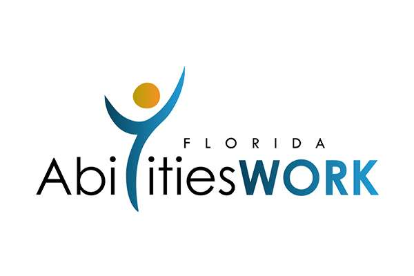 Employ Florida / Florida Abilities Work Logo