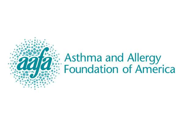 The Asthma and Allergy Foundation of America Logo